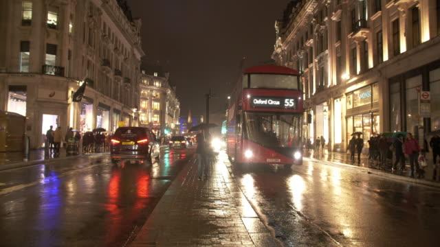 Londres Regent Street au nord