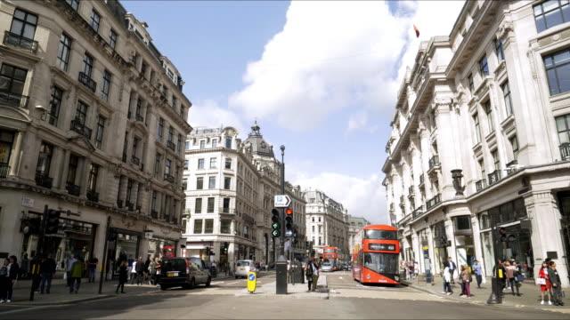 London-Regent Street im Norden