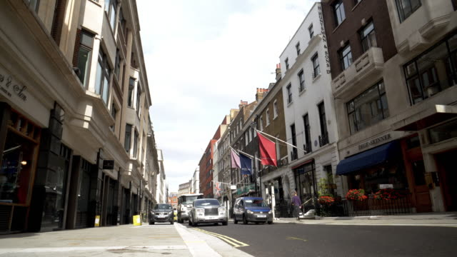 london savile row - clothes shop stock videos & royalty-free footage