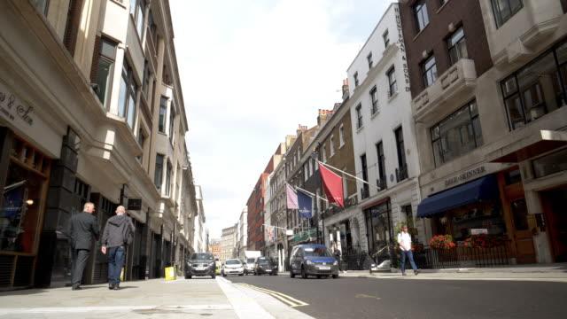 london savile row - fashion designer stock videos & royalty-free footage