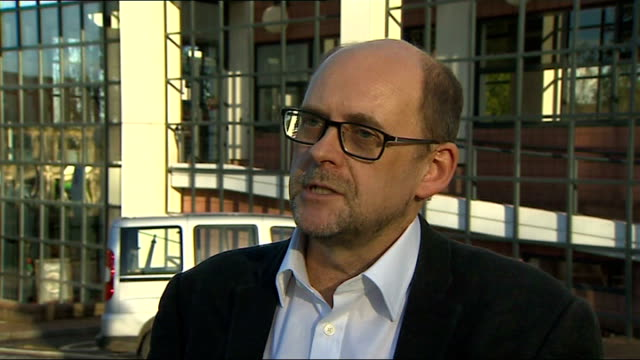 london schools outperforming the rest of the country bristol ext prof simon burgess interview sot everyone has been positive about london challenge - bristol university stock videos and b-roll footage