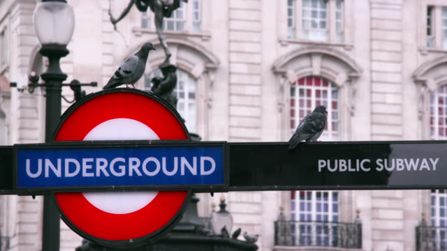 london september thursday - tube stock videos & royalty-free footage