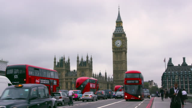 london september tuesday - double decker bus stock videos & royalty-free footage