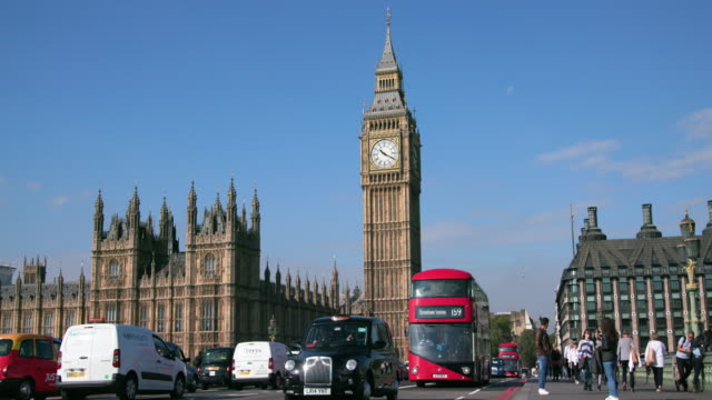 london september wednesday - big ben stock videos & royalty-free footage