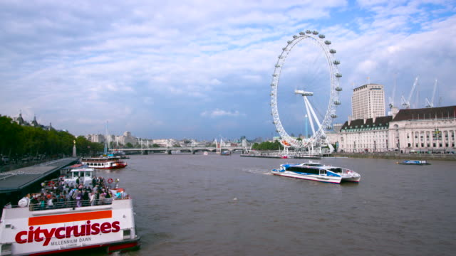 london september wednesday - river thames stock videos & royalty-free footage