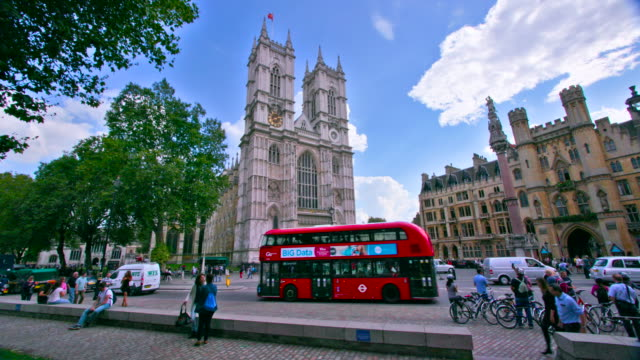 stockvideo's en b-roll-footage met london september wednesday - westminster abbey
