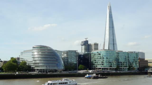 London Southwark With City Hall (UHD)