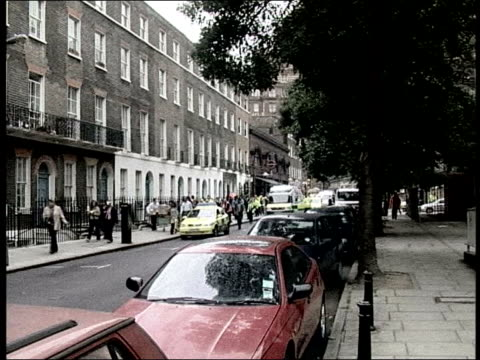 Emergency service workers recount the horrors London Russell Square EXT Supt Tony Eastaugh interview SOT I was off duty/ I came in and met team at...