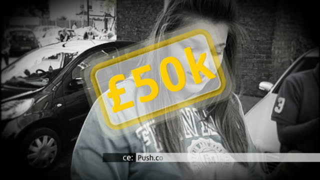 london teenagers await alevel results / tuition fee rises at university deter students graphicised sequence teenager opening results with graphic... - fee stock videos and b-roll footage