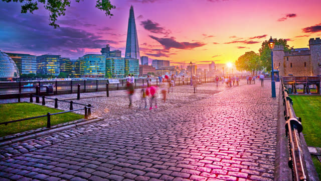 london the shard - northern europe stock videos & royalty-free footage
