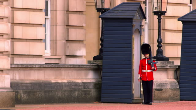 london - buckingham stock videos & royalty-free footage