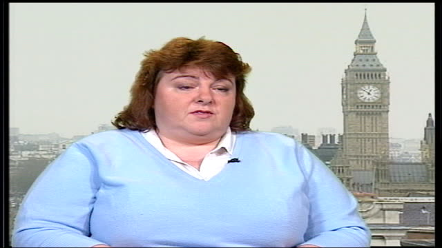 westminster yvonne collinson interviewed sot we didn't realise how many recommendations have taken place in past nothing has ever been done deepcut... - barracks stock videos and b-roll footage