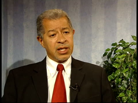 westminster lord ouseley interviewed sot fact he's held his hand up taken his punishment it's unacceptable it will cost him a few black friends - herman ouseley stock videos & royalty-free footage