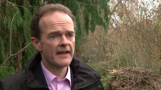 five animals feared dead zsl london zoo dominic jermey interview sot - five animals stock videos and b-roll footage