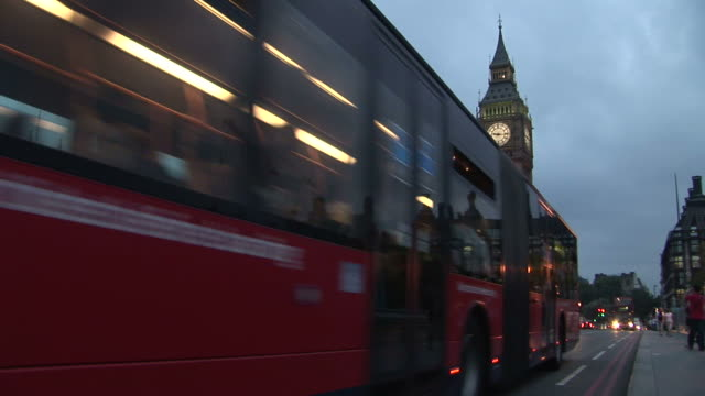 londonbig ben clock tower at magic hour in london united kingdom - unknown gender stock videos & royalty-free footage