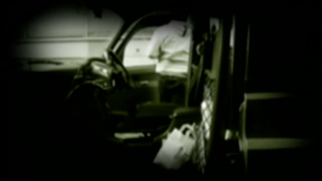 londoners warned not to take unlicensed taxis; b/w reconstruction seq showing how worboys used to lure victims into his cab - victim stock videos & royalty-free footage