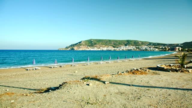 HD: Lonely beach near Pigadia (Karpathos)