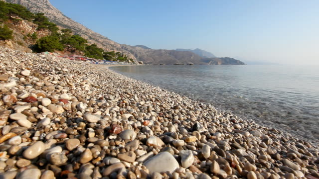 HD: Lonely sandy beach