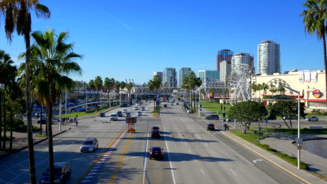 long beach, ca - western usa stock videos & royalty-free footage