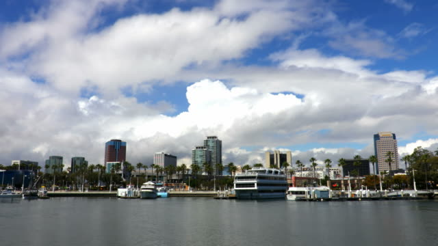 long beach, california - long beach california stock videos & royalty-free footage