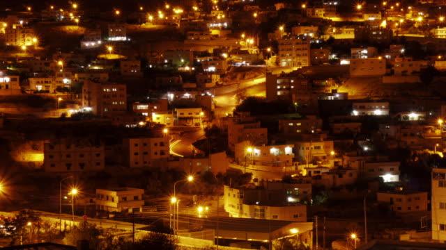 TL Long exposure night shot in Petra, Jordan