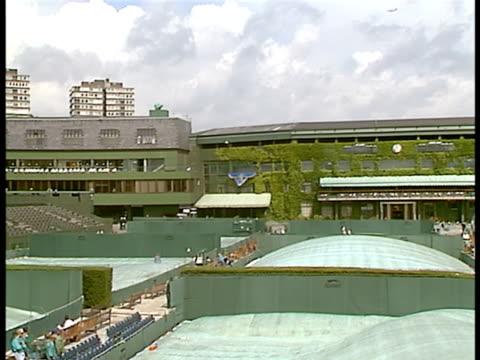 long shot - international tennis federation stock videos & royalty-free footage
