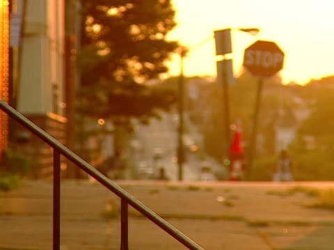 vídeos de stock e filmes b-roll de long shot - baltimore maryland