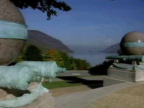 long shot - west point new york stock videos and b-roll footage