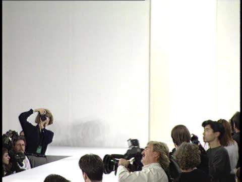 long shot - fashion show stock videos & royalty-free footage