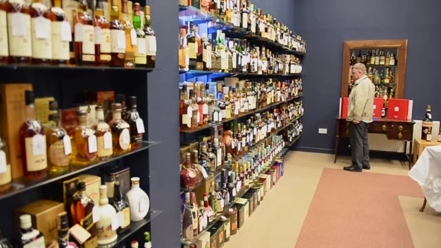 Long Shot whiskey collection on display Whiskey collectors as far afield as the United States China and Australia will be looking in on the auction...