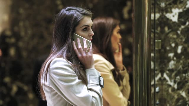 Long time Donald Trump aide Hope Hicks finds herself caught up in a scandal around a former White House aide accused of battery