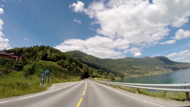 long way from home! - car point of view stock videos & royalty-free footage