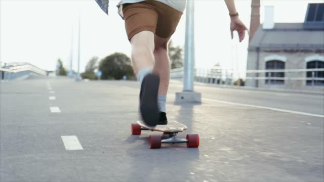 Longboarding in Urban Environment