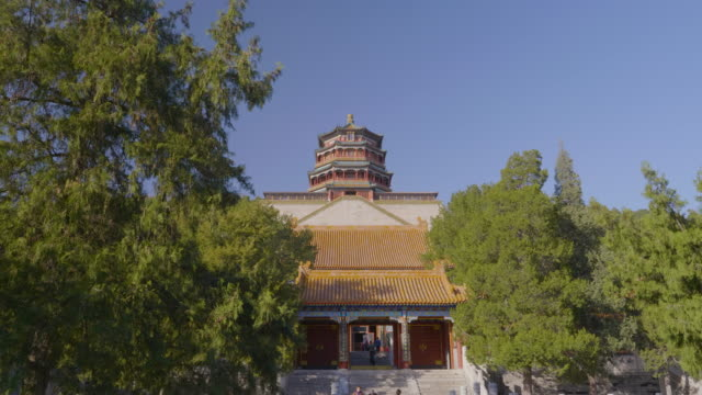 WS Longevity Hill, Summer Palace, UNESCO World Heritage Site, Beijing, China