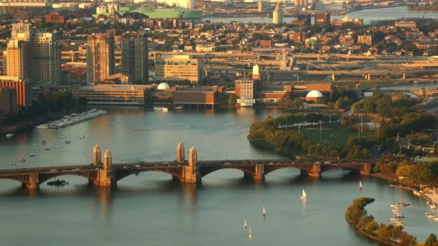 T/L HA WS Longfellow Bridge, Boston, Massachusetts, USA