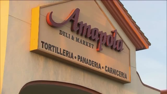 ktla a longtime familyowned market amapola market in downey was offering refund for any ingredients used in their customers' christmas tamales that... - refund stock videos & royalty-free footage