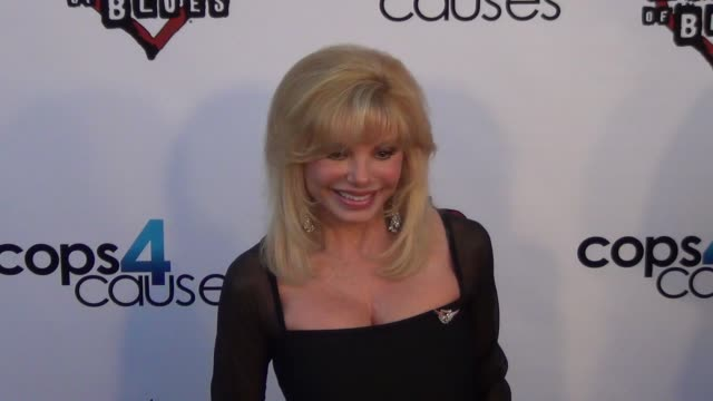 Loni Anderson arriving at Cops 4 Causes 2nd Annual Heroes Helping Heroes Benefit Concert at House Of Blues in West Hollywood 09/11/13 Loni Anderson...