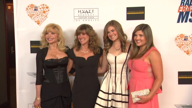 loni anderson at the 21st annual race to erase ms in los angeles ca - loni anderson stock videos & royalty-free footage