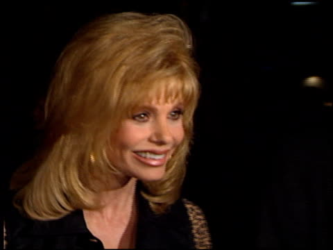 Loni Anderson at the Shambala Event at Thunder Road in West Hollywood California on December 16 1995