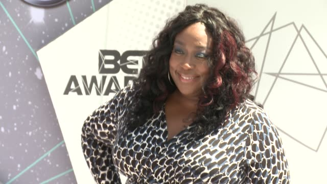 Loni Love at 2016 BET Awards in Los Angeles CA