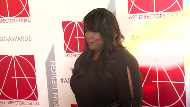 Loni Love at the 19th Annual Art Directors Guild Excellence In Production Design Awards at The Beverly Hilton Hotel on January 31 2015 in Beverly...