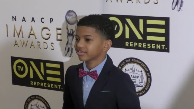 Lonnie Chavis at the 48th NAACP Image Awards Nominees' Luncheon on January 28 2017 in Hollywood California