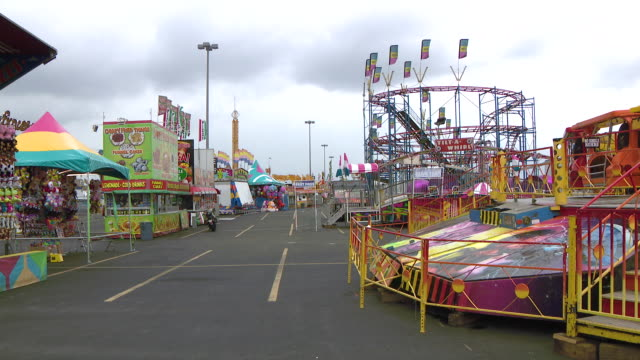 Meadowlands Fair 2020.A Look Around The Grounds At The State Fair At The