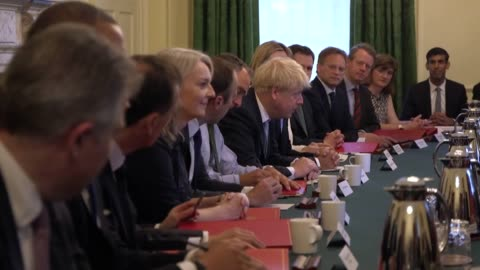 look at boris johnson's time as prime minister, from a mass of spending promises to rejecting the idea of an early general election. july 24 - his... - cabinet stock videos & royalty-free footage