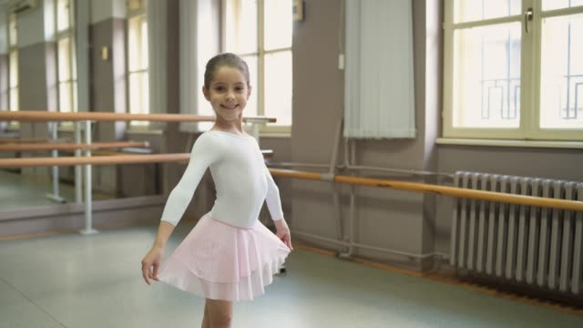 look at my graceful posture - barre stock videos & royalty-free footage