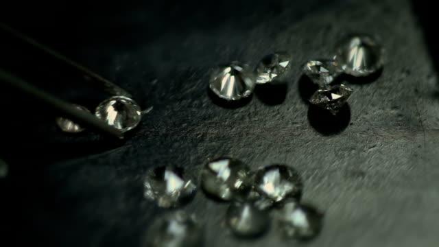 vidéos et rushes de regarde la brilliants - diamant