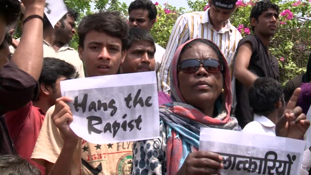 a look back at how a gang rape on a new delhi bus sickened india and led to tough new antirape laws voiced how a gang rape caused turmoil in india on... - sexual violence stock videos and b-roll footage