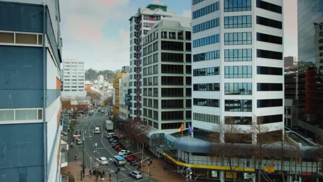 Looking Down on Wellington Street