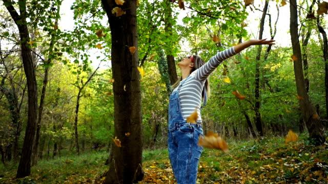 Hâte à l'automne en forêt