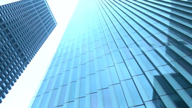 titta upp sky skrapor - tilta ner bildbanksvideor och videomaterial från bakom kulisserna